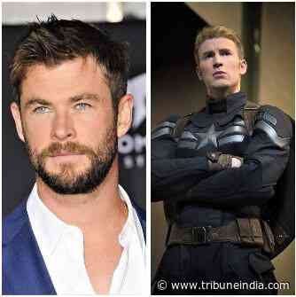 Chris Hemsworth to Chris Evans on 40th b'day: You'll always be number 1 in my book - The Tribune India