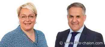 DEPARTEMENTALES - CANTON DE CHAGNY - Sylvie Trapon et Sébastien Laurent insistent sur leurs engagements de candidats - Info-chalon.com