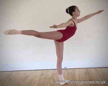 Royal Ballet School: Littlehampton dancer wins highly-coveted place - Worthing Herald