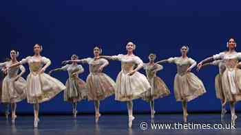 English National Ballet: Solstice review — superb dancers pep up a mixed bill - The Times