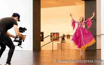 Houston Ballet Dances to A Little Night Music at MFAH's Kinder Building - Houston Press