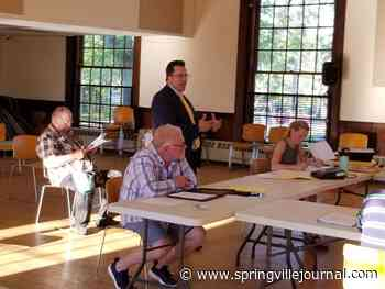 Concord Board passes resolution supporting Skyway Bridge - Springvillejournal