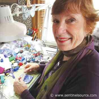 Ann Dillon and Polymer Clay Arts | Elf | sentinelsource.com - The Keene Sentinel