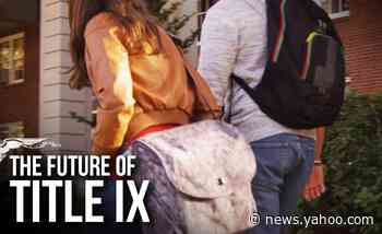 The Future of Title IX: A Conversation with Justin Dillon - Yahoo News
