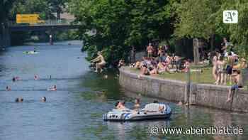 Wetter in Norddeutschland: Sommer in der City: So reagiert Hamburg auf die Sahara-Hitze