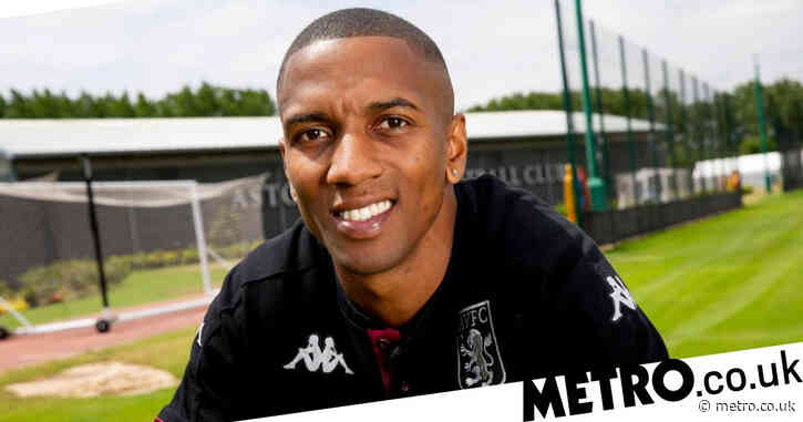 Ex-Manchester United captain Ashley Young returns to Aston Villa
