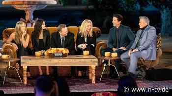 """Für alle, die nicht genug haben: """"Friends""""-Cast serviert Reunion-Nachschlag"""