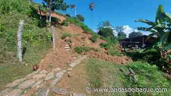 Ola invernal tiene en emergencia las vías de Icononzo - Ondas de Ibagué