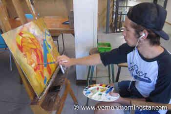 Centre seeks budding young Vernon artists - Vernon Morning Star