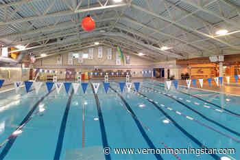 Vernon Aquatic Centre's maintenance shutdown starts this weekend – Vernon Morning Star - Vernon Morning Star