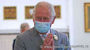 Prinz Charles entsetzt über immer mehr Angriffe auf Rettungskräfte