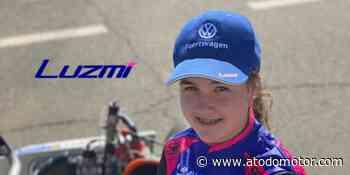 Luzmi Santana cierra su etapa en el Karting - A Todo Motor