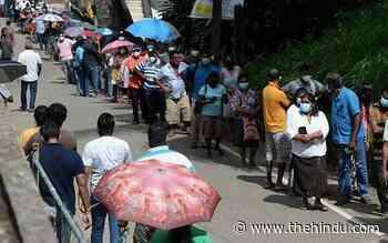 Coronavirus | Sri Lanka reports delta variant amid a daunting third wave - The Hindu