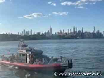 Man dies after falling in NYC river while chasing volleyball, reports say