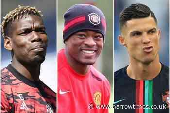 Evra mocks Pogba and Ronaldo while Superman returns – Thursday's sporting social - Harrow Times
