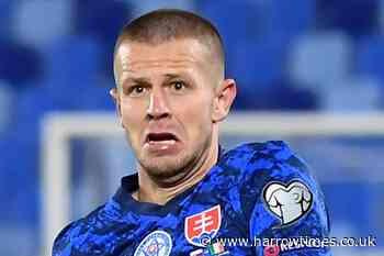 Slovakia defender Denis Vavro self-isolating after positive Covid test - Harrow Times
