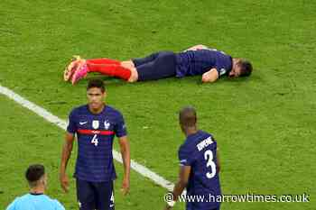 UEFA satisfied Benjamin Pavard treatment was in line with concussion protocol - Harrow Times