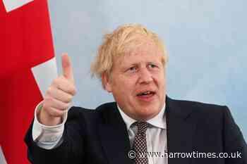 Johnson 'massive supporter' of Hancock despite 'hopeless' messages – minister - Harrow Times