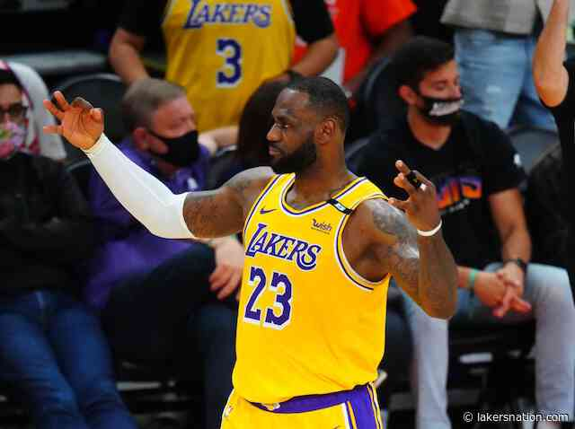 Lakers News: NBA Spokesman Mike Bass Responds To LeBron James' Comments About Condensed Season