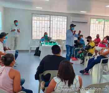 Clemencia prioriza proyectos por más de $6 mil millones - El Universal - Colombia