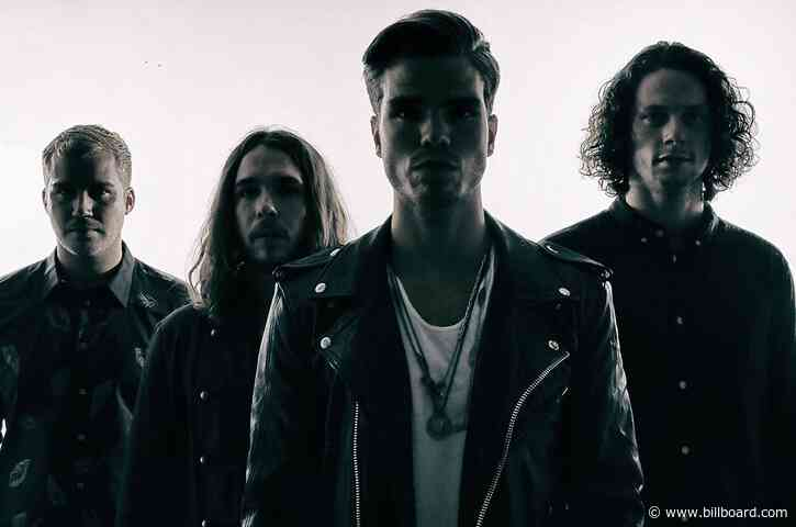 Kaleo's 'Way Down We Go' Is Back Atop Top TV Songs Chart