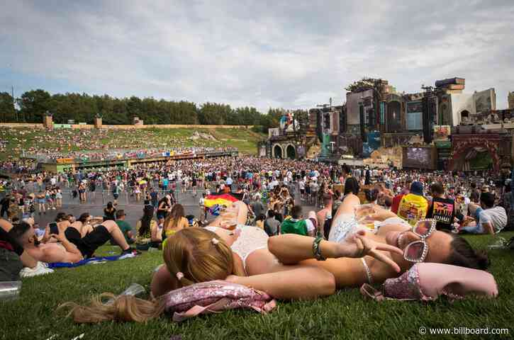 Belgian Officials Force Tomorrowland to Cancel 2021 Festival