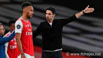 Fichajes Arsenal: Arteta quiere a Calvert-Lewin por Aubameyang - fichajes.net
