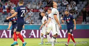 New Euros pod - Vive La France! - Relieved Portugal - Mount Royal Soccer