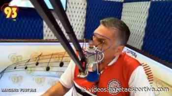 Pistola! Presidente do Atlético de Alagoinhas bate-boca ao vivo com radialista e abandona programa - Gazeta Esportiva