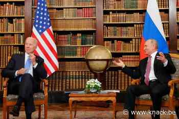 Russisch president Poetin: 'Willen gesprekken met VS voortzetten'