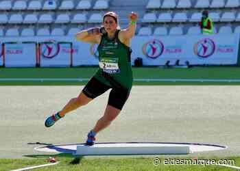 Belén Toimil: una mujer de récord lanzada hacia Tokio con el peso de su fuerza y coraje - ElDesmarque