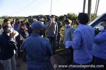 Provincia y Nación intentan dar respuestas a familias productoras de Margarita Belén   CHACO DÍA POR DÍA - Chaco Dia Por Dia