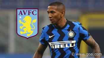 Ashley Young makes Aston Villa return after snubbing Burnley