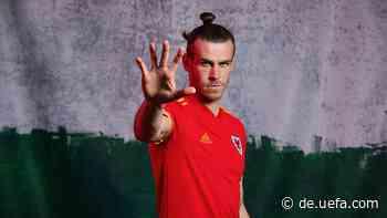Gareth Bale zu seiner Rolle als Kapitän von Wales - UEFA.com