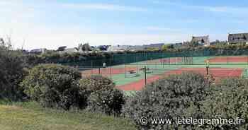 Roscoff - À Roscoff, l'usage des courts de tennis de nouveau restreint - Le Télégramme