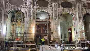 Arrancan las obras de restauración de la Iglesia de los Santos Juanes de València - Levante-EMV