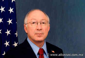 Designan a Ken Salazar como embajador de EU en México - Alto Nivel
