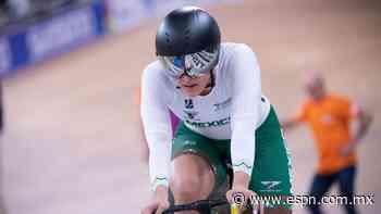 Jessica Salazar, subcampeona del mundo en ciclismo, no estará en Tokio 2020 - ESPN