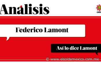 Así lo dice La Mont | Embajador Salazar y Sputnik, VP - El Sol de México