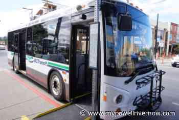 New BC Transit route from Saltery Bay to Powell River on the way - My Powell River Now