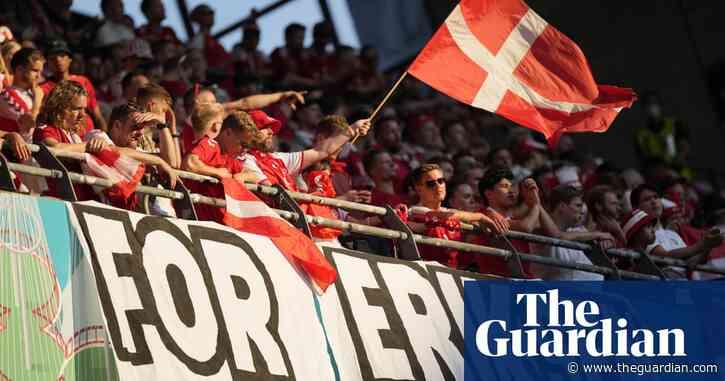 Denmark serve up barnstorming tribute to Christian Eriksen against Belgium