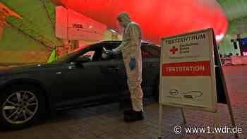 Corona-Live-Ticker: Anzahl der Bürgertests in NRW sinkt deutlich