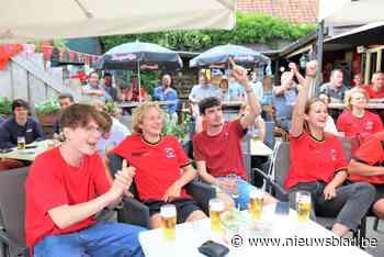 Café 't Voske haalt opgelucht adem…