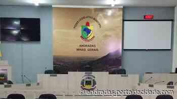 Câmara de Andradas tem mais uma Sessão Ordinária nesta terça-feira - ® Portal da Cidade | Andradas