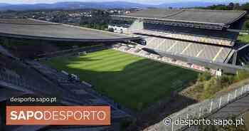 Defesa Marco Torres é reforço do SC Braga - SAPO Desporto