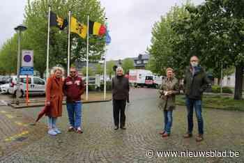 Buurtbewoners vrezen verlies parkeerplaatsen op nieuw Marktplein en willen auto kunnen opladen voor de deur - Het Nieuwsblad