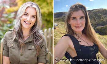 Helen Skelton opens up about friendship with Our Yorkshire Farm's Amanda Owen