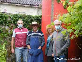 Jonzac : Le jardin partagé, très productif, est cultivé avec solidarité - Sud Ouest