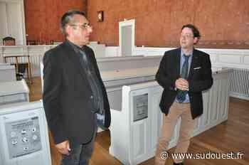 Un délégué du procureur s'est installé à Jonzac - Sud Ouest
