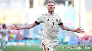 'What a player!' - Dazzling De Bruyne inspires Belgium to comeback victory over Denmark